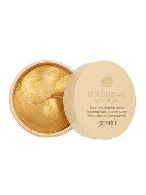 Gold & Snail Hydrogel Eye Patch 4