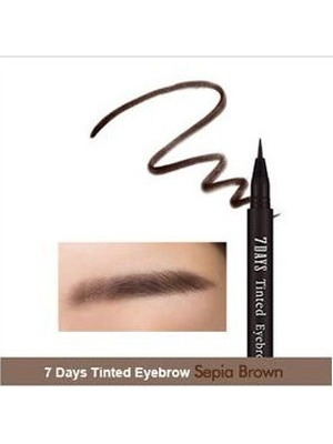 7-Days-Tinted-Eyebrow_265 1 sepia brown