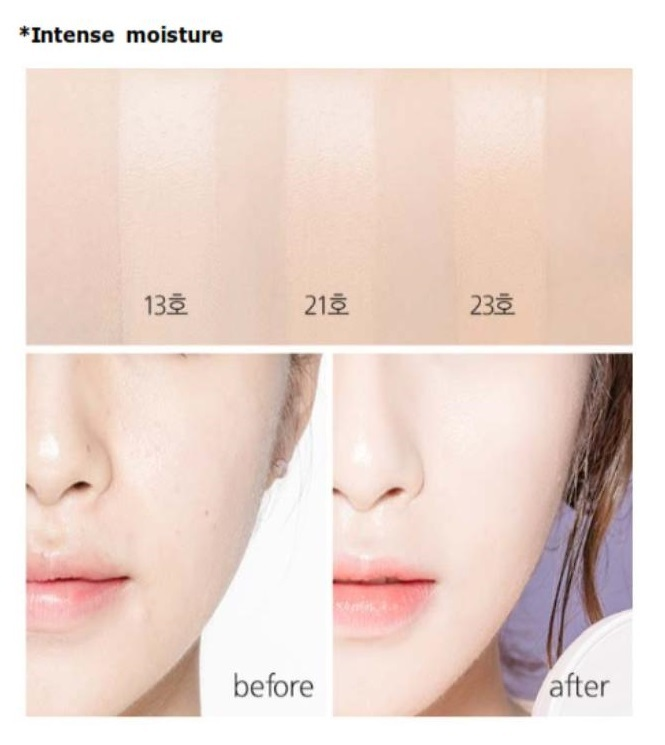 MISSHA_The_Original_Tension_Pact_moisture_before_after