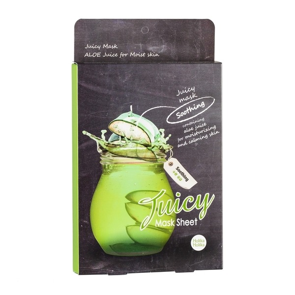 Holika Holika Aloe Juicy Mask Sheet 5 pcs 1