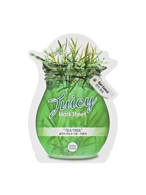 Holika Holika Tea Tree Juicy Mask Sheet 1