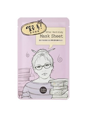 Holika Holika After Mask Sheet - After Hard Study