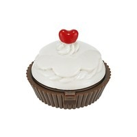 Holika Holika Dessert Time Lip Balm 01 Red Cupcake 1