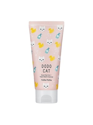 Holika Holika Dust Out Dodo 3 in 1 Transform Cleansing Foam