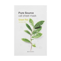 MISSHA Pure Source Cell Sheet Mask_Green Tea