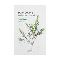 MISSHA Pure Source Cell Sheet Mask_Tea Tree