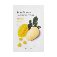 MISSHA Pure Source Cell Sheet Mask_Mango