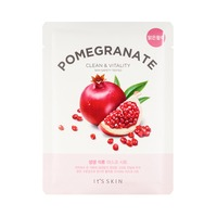 It's Skin The Fresh Mask Sheet -Pomegrante