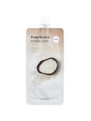 MISSHA Pure Source Pocket Pack (Rice) 1