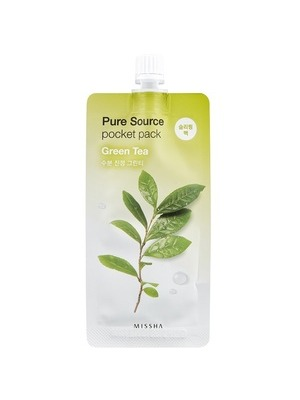 MISSHA Pure Source Pocket Pack (Green Tea) 1
