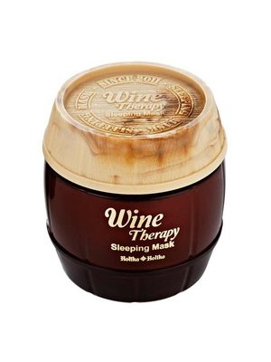 Holika Holika Wine Therapy Sleeping Mask (Red Wine)