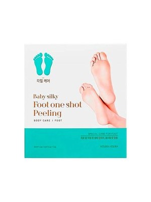 Holika Holika Baby Silky Foot One Shot Peeling 1