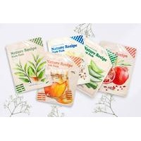 secret key nature recipe mask pack 2