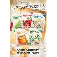 secret key nature recipe mask pack 1