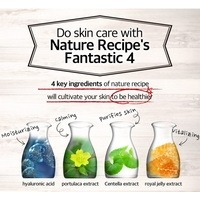 secret key nature recipe mask pack 3