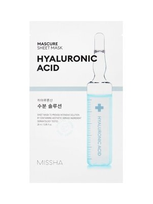 MISSHA_Mascure_Hydra_Solution_Sheet_Mask