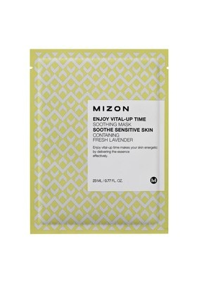 Mizon Enjoy Vital-Up Time - Soothing Sheet Mask