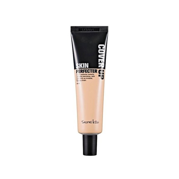 Secret Key Cover Up Skin Perfector 21 Light Beige
