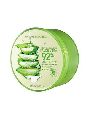 Nature Republic Aloe Vera Soothing Gel 300ml 1