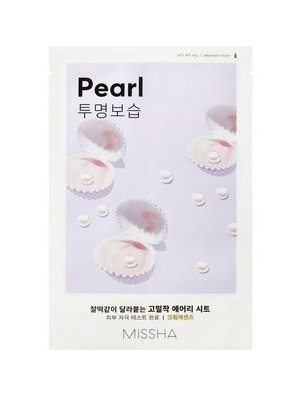 MISSHA_Airy_Fit_Sheet_Mask_Pearl