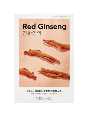 MISSHA_Airy_Fit_Sheet_Mask_Red_Ginseng