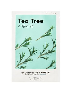 MISSHA_Airy_Fit_Sheet_Mask_Tea_Tree