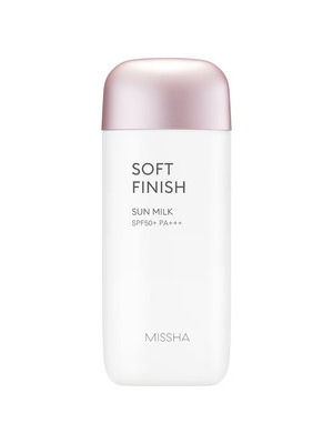 MISSHA_All_around_Safe_Block_Soft_Finish_Sun_Milk
