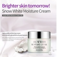Secret Key Snow White Moisture Cream 50g 2