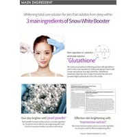 secret key snow white skin booster 4