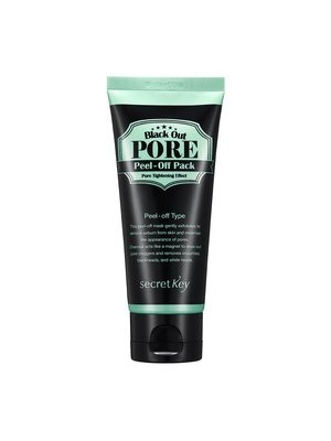 Secret Key Black Out Pore Peel-Off Pack 1